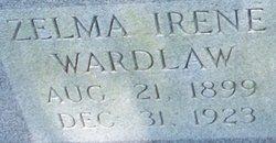 Zelma Irene <i>Wardlaw</i> Brooks