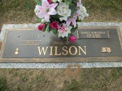 Janet Virginia <i>McCoy</i> Wilson