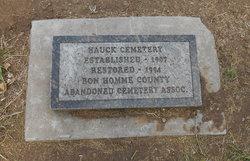Hauck Cemetery
