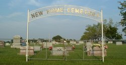 South New Home Cemetery