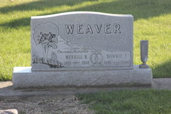 Merrill B Weaver