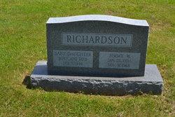 Baby Daughter Richardson