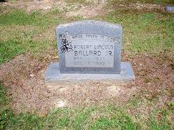 Robert Lincoln Bobby Ballard, Jr