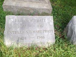 Estelle C <i>Stewart</i> Pratt