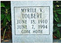 Myrtle Virgina <i>Townsend</i> Tolbert