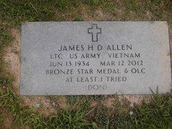 LTC James Hugh Don Allen