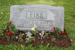 Mary W Fike