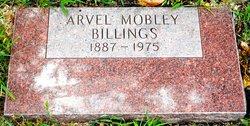 Arvel Mobley Billings