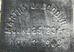 Martha J. <i>Goodwill</i> Cushman