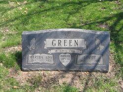 Martha Ada Green