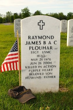 Sgt Raymond James Bryon Anthony Charles Plouhar