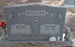 Frances Irene Sissy <i>Allen</i> Hillger