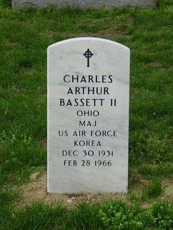 Charles Arthur Bassett, II