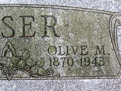 Olive May Buser
