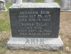 Rhoda Ellis <i>Baker</i> Akin