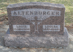 Louisa <i>Goetz</i> Altenburger