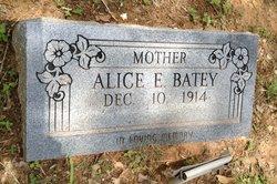 Alice Emily <i>Kern</i> Batey