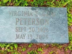 Virginia Ellen <i>Gray</i> Peterson
