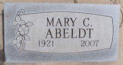 Mary C. Abeldt