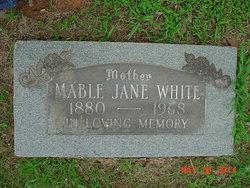 Mabel White