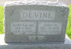 Mary Elizabeth Mollie <i>Sallee</i> Devine