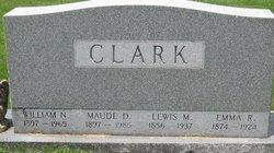 Maude M <i>Divine</i> Clark