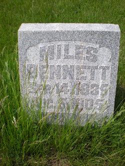Miles Bennett