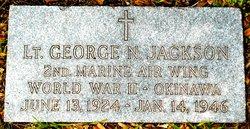 Lieut George Norwood Jackson