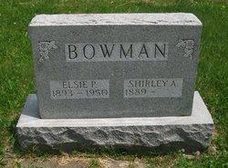 Elsie P Bowman