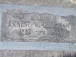 Ernest M. Chapman