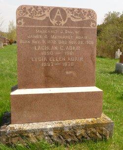 Margaret J. Adair