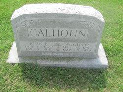 Mary Augusta <i>Clements</i> Calhoun