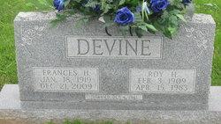 Roy Henry Devine