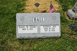 Patrick Joseph Hall, Jr