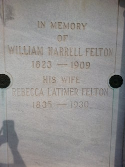 William Harrell Felton