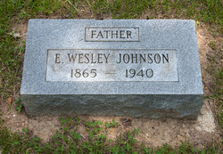 E. Wesley Johnson