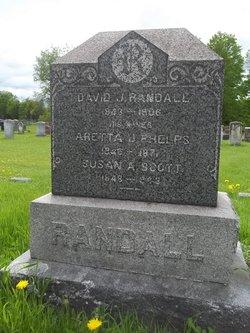 Susan Ann <i>Scott</i> Randall