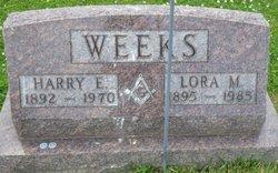 Harry Weeks