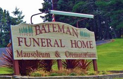 Bateman's Chelan Abbey Mausoleum