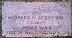 Herbert N. Ackerman