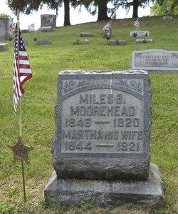Miles B Moorhead