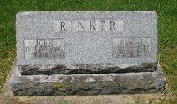 Minnie <i>Springer</i> Rinker