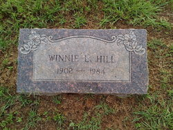 Winnie L. Hill