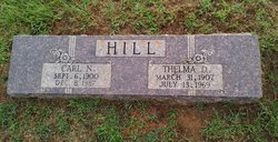 Thelma D. Hill