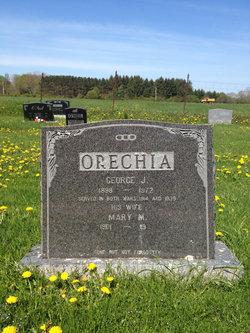 George James Orechia