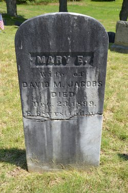 Mary E Jacobs