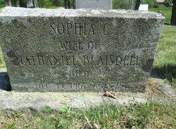 Sophia A. Chesley <i>Hodgdon</i> Blaisdell