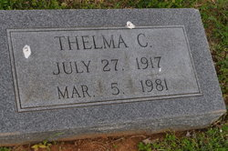 Thelma Clements