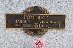 Harold Pomfret