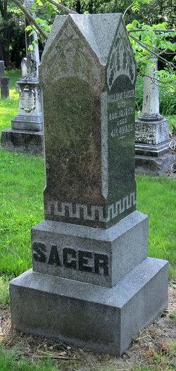 Crecilla <i>Berkshire</i> Sager